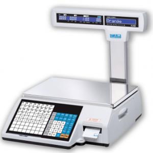 Весы системные с принтером